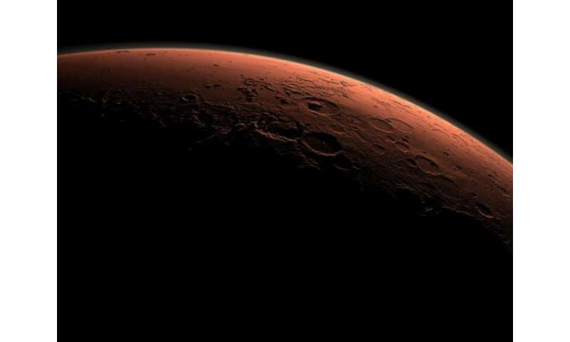 CU study: Ancient Mars bombardment likely enhanced life-supporting habitat