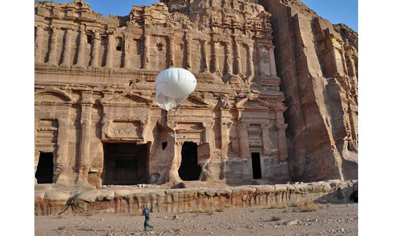 Cyber-archaeology, big data and the race to save threatened cultural heritage sites
