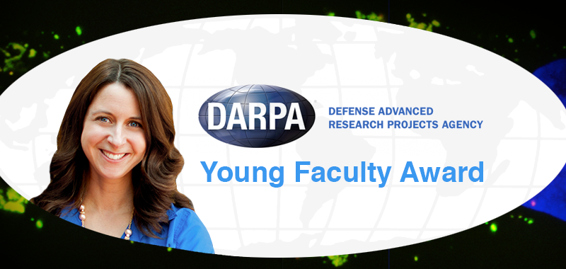 DARPA Young Faculty Awardee explores drug delivery systems for next-generation gene therapy