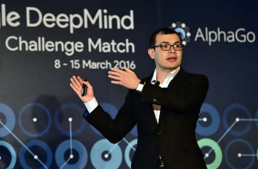 'Deepmind' chief executive Demis Hassabis has stressed that AlphaGo's victory was not a defeat for humanity