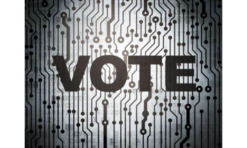 Despite experts' fears, Australia should be moving to electronic online voting