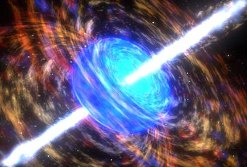 Did a gamma ray burst accompany LIGO's gravity wave detection?