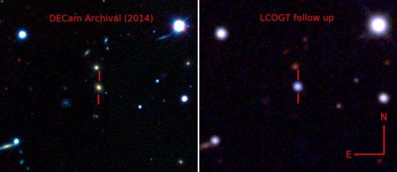 Discovery: Most-luminous ever supernova