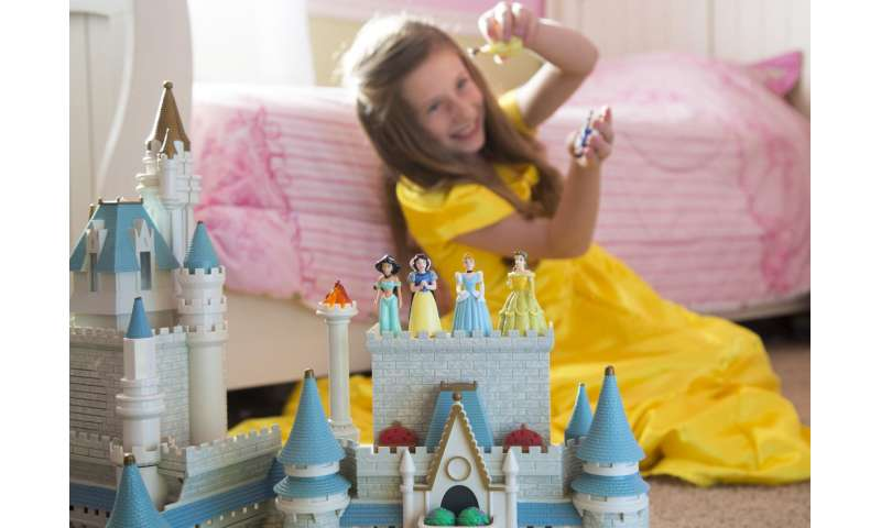 Study finds Disney Princess culture magnifies stereotypes in