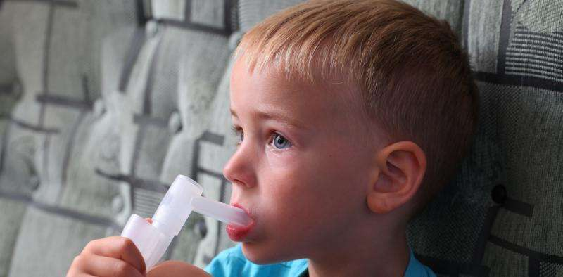 Do kids grow out of childhood asthma?