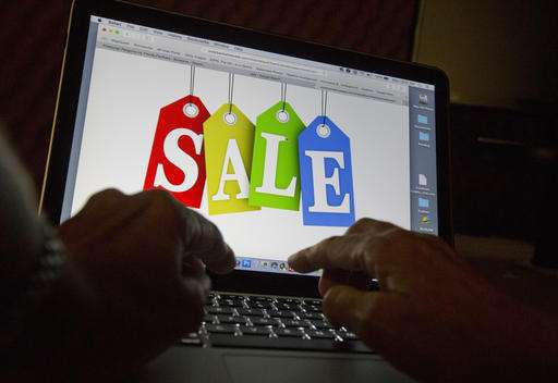Don't get cyber-Scrooged! Tips for safe online shopping
