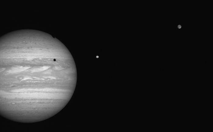 Kerberos Moon Of Plluto: Double Shadow Transit Season For Jupiter's Moons Begins