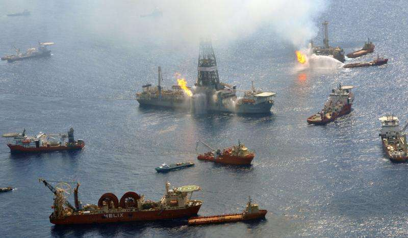 Drilling innovation benefits deepwater oil industry