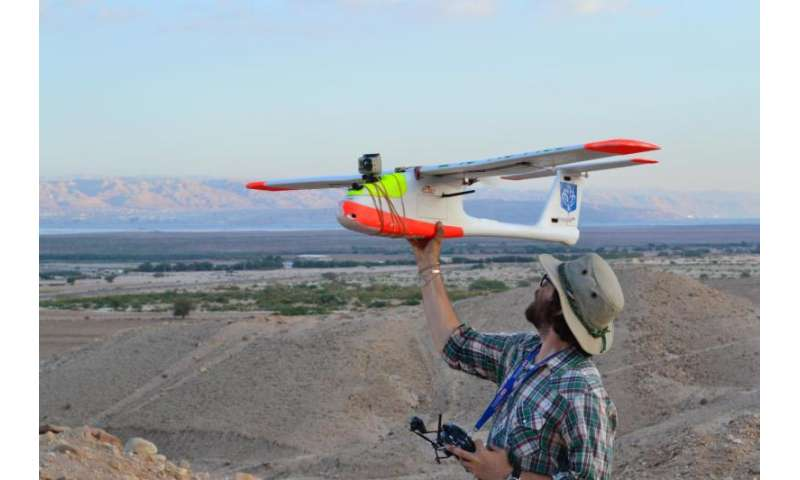 Drones for research: DePaul University archaeologist to explain UAV use at Fifa