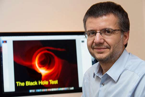 Effort to image black hole, a chance to rule on Einstein