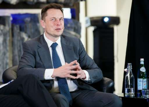 "Elon Musk, CEO of Tesla Motors, unveiled a design in 2013 for a super-fast transport system dubbed ""Hyperloop"" that co"