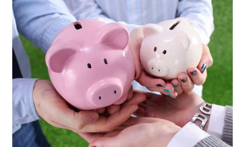 Equal inheritance growing less common, study finds