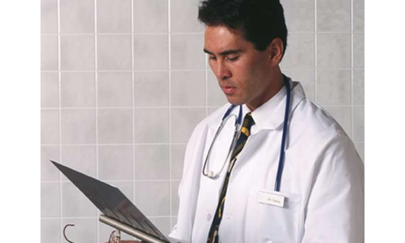 E-records a grind for many doctors