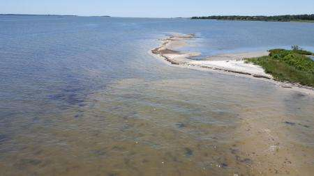 Estuaries like Chesapeake Bay could contribute more to global warming than once thought