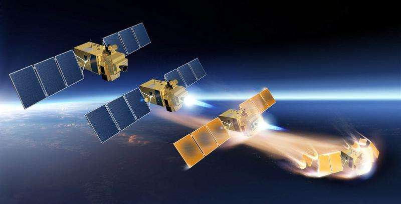 Europe develops self-removal technology for spacecraft