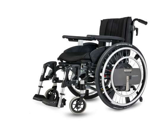 E-wheelchair should weigh less