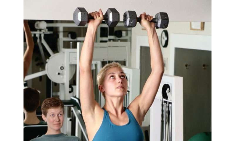 Exercise no aid to functioning with advanced breast cancer