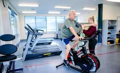 Exercise prescribed to reduce fatigue in cancer survivors