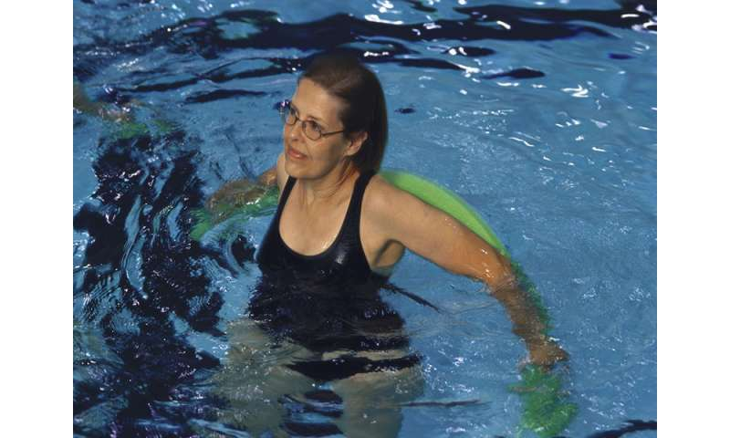 Exercise reduces fatigue, depression, paresthesia in MS