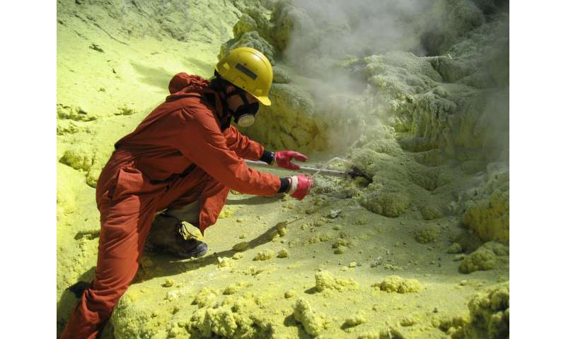Exhaling Earth: Scientists closer to forecasting volcanic eruptions