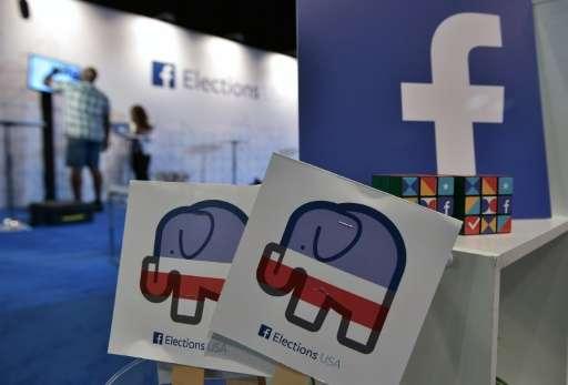 Facebook denied having an anti-conservative bias