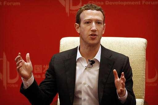 Facebook's Mark Zuckerberg loses control of social media