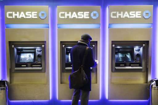 Fast money: Banks making it easier to split the tab