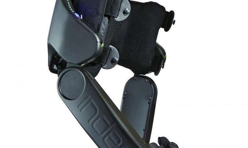 FDA approves Indego exoskeleton for clinical and personal use