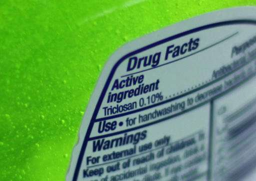 FDA bans antiseptic chemicals from soaps; no proof they work