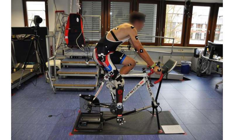 Fine-tuning prosthetics for cyclists