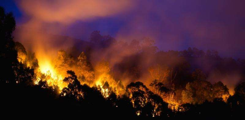 Fires are increasing in warming world, but a new model could help us predictthem