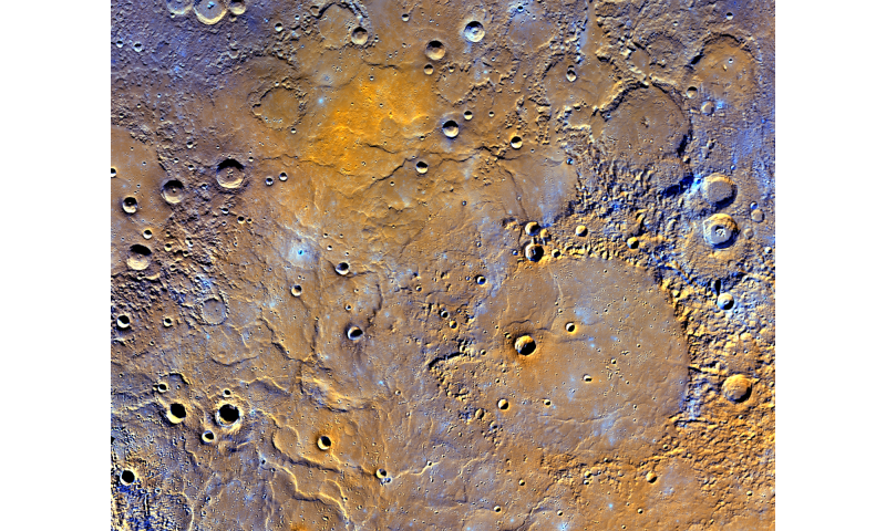 First Global Topographic Model of Mercury among MESSENGER's Latest Delivery to the Planetary Data System