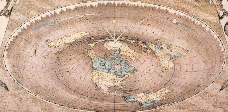 Flat wrong: the misunderstood history of flat Earth theories