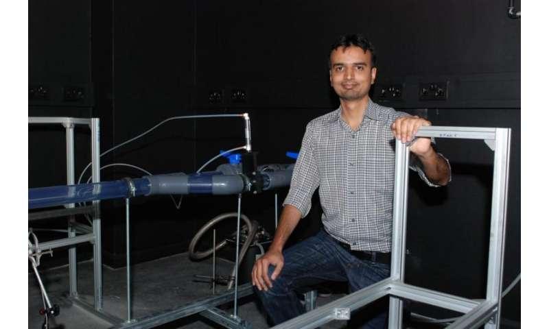 Flow diagnostics breakthrough for hydraulic capsule pipeline – huge improvement effectiveness and efficiency