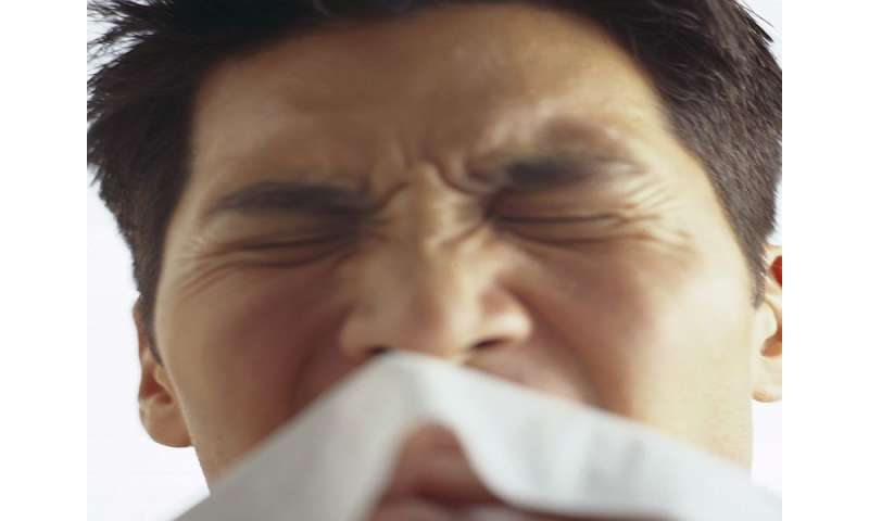 Flu season stays mild, with slow uptick in activity
