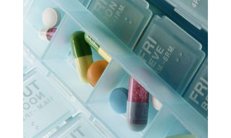 For HIV-infected, number of daily pills decreasing
