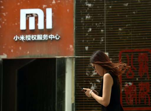 Founded in 2010, Beijing-based Xiaomi was the world's fifth biggest smartphone vendor at the end of last year, shipping 18.2 mil