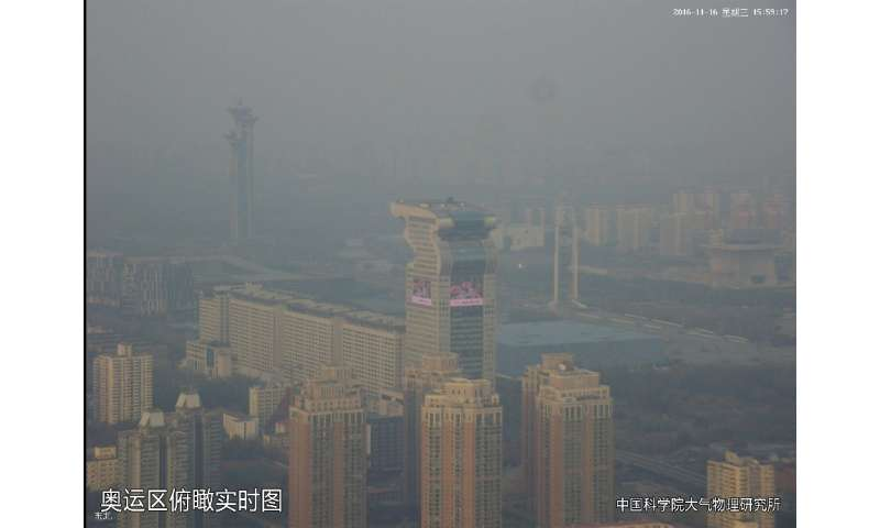 Future PM2.5 air pollution over China