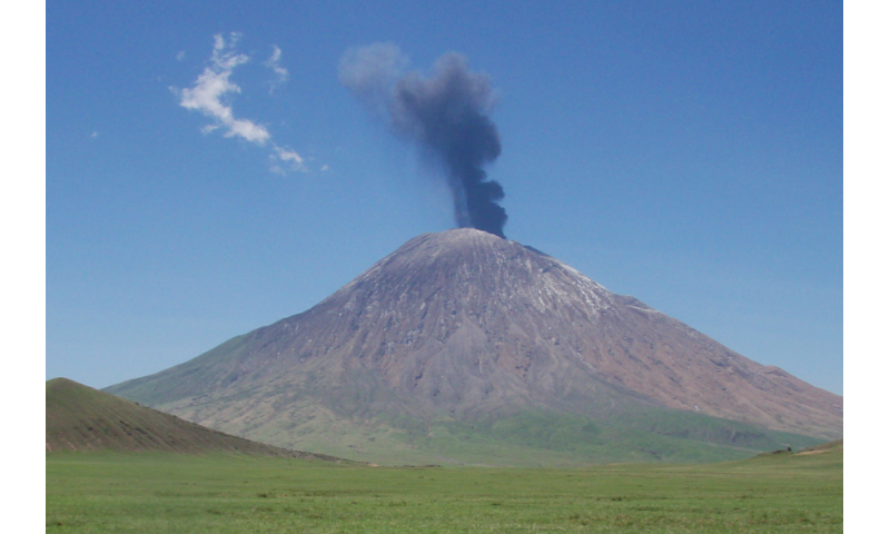 Geosciences team to place GPS sensors around Tanzanian volcano in effort to predict eruptions