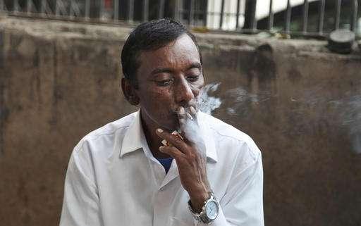 Global gov'ts: Make tobacco firms liable for smoking harm