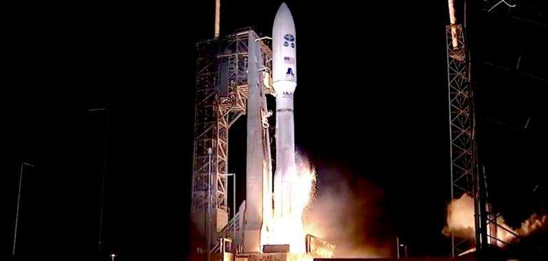 GOES-R heads to orbit, will improve weather forecasting