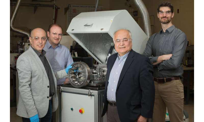 Gone with the wind: Argonne coating shows surprising potential to improve reliability in wind power