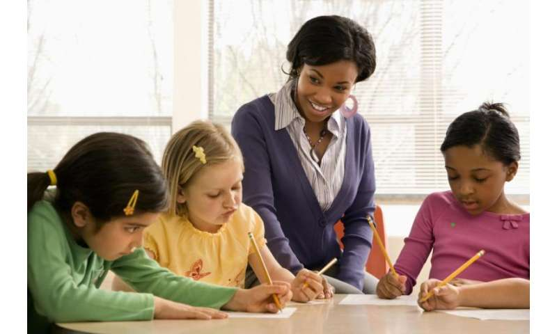 Good first impression of teachers matter less than lesson quality