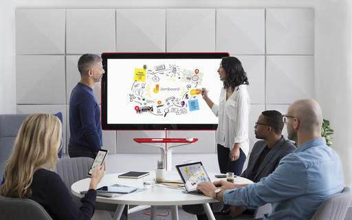 Google adds digital whiteboard to expanding device lineup