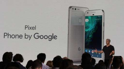 Google Assistant software is being built into new Pixel handsets—aiming to outdo Apple's Siri