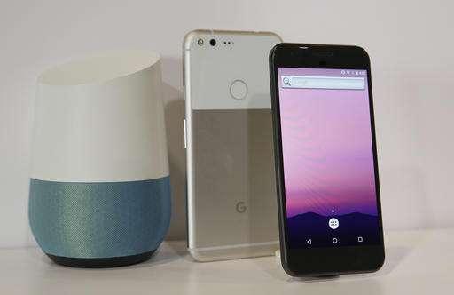 Google speaker is secretary, radio ... and work in progress