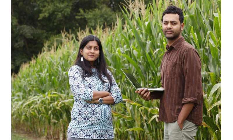 Government use of technology has potential to increase food security