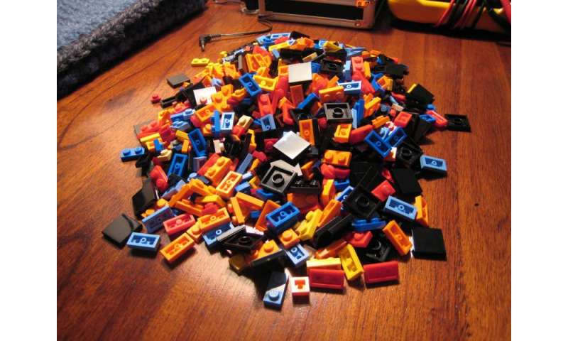 Graphene isn't the only Lego in the materials-science toy box