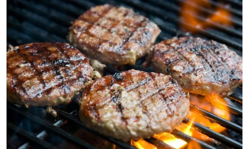 Ground beef may need higher cooking temperature to be safe