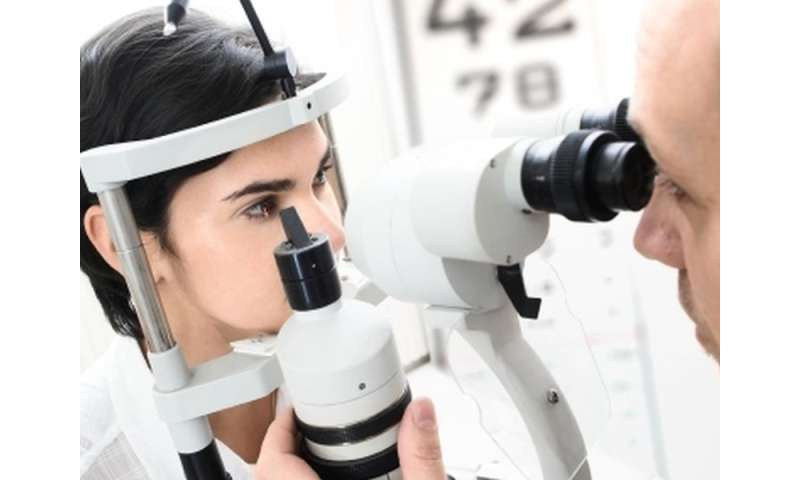 'Halo' effect common after lasik eye surgery